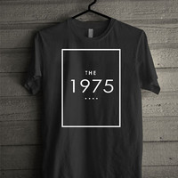 the 1975 logo Screen print Funny shirt for t shirt mens and t shirt girl size s, m, l, xl, xxl
