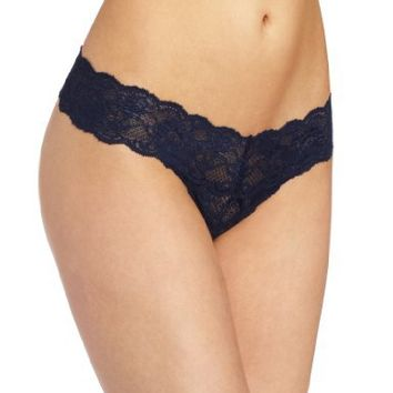Cosabella Women's Never Say Never Low-Rise Cutie Thong Panty