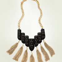 Deco necklace by Isabel Toledo