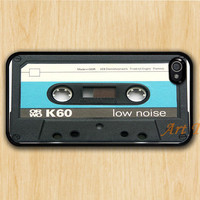 Cassette Tape iphone case, iphone 4 case, iphone 4s case --  tape iPhone 4 Case, retro Cassette Tape iphone 4 case, SALE