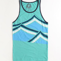 Topo Ranch Peak Tank at PacSun.com