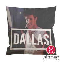 Cameron Dallas Taylor Caniff Cushion Case / Pillow Case
