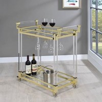Coaster Furniture 181000 SERVING CART