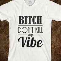 don't kill my vibeee - Random Is, Random Does