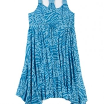 Animal Burnout Swimsuit Cover-up | Girls Cover-ups Swimwear | Shop Justice