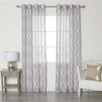 Best Home Fashion, Inc. Grommet Top Curtain Panels & Reviews | Wayfair