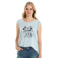 Disney's Minnie Rocks the Dots a Collection by LC Lauren Conrad Graphic Tee - Women's
