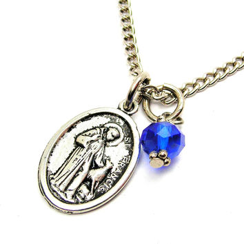 Saint Francis Necklace