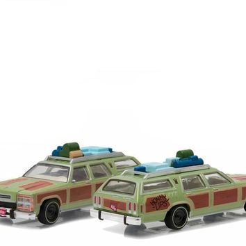 1979 Family Truckster Wagon Queen Honky Lips National Lampoon Vacation 1:64