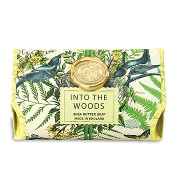 Into the Woods ~ Large Bath Soap Bar