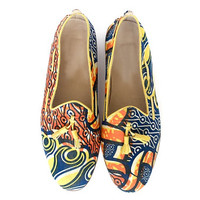 Tapestry shoes. US size 6 (EU size 37)