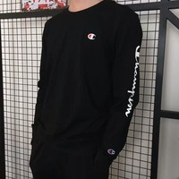 Champion Fashion Casual Top Sweater Pullover