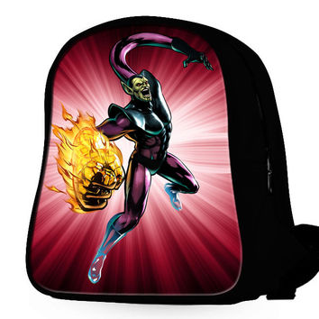 Super Skrull Ultimate Marvel Vs Capcom Backpack
