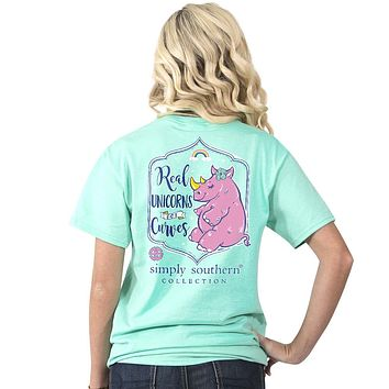 "Youth Simply Southern ""Preppy Rhino"" T-shirt"