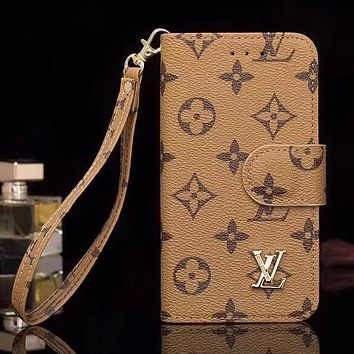 Perfect Louis Vuitton  Phone Cover Case For Samsung s7edge s8 s8+  note 8 iphone 6 6s 6plus 6s-plus 7 7plus 8 8plus X