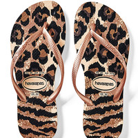 Slim Animal Flip-Flop - Havaianas - Victoria's Secret