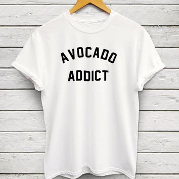 Avocado Addict Tee