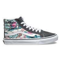 Tropical SK8-Hi Slim | Shop Womens Shoes at Vans