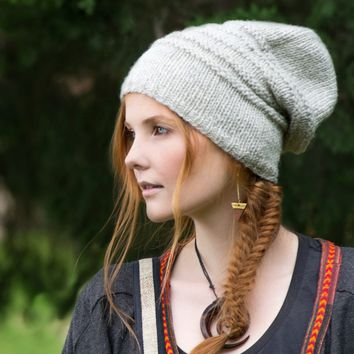 NEW! Slouchy Knit Hat