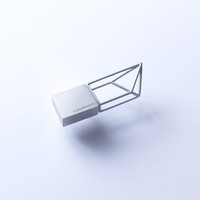 Empty memory - Structure / Stainless Steel 8GB