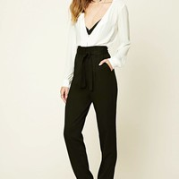 Contemporary High-Waisted Pants