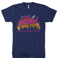 Vacation in Cleveland Mens & Womens Crews — CLE Clothing Co.