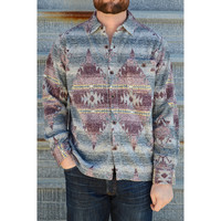 TRUE GRIT Navajo Big Shirt