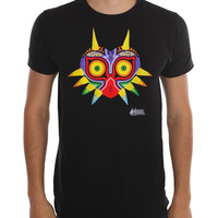 The Legend of Zelda: Majora's Mask 3D Mask T-Shirt