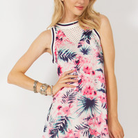 TROPICAL DAZE DRESS