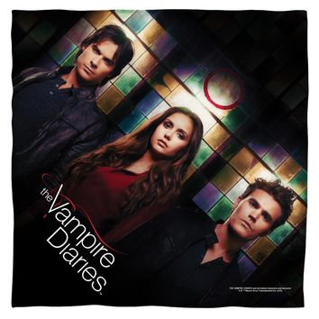 Vampire Diaries/Stained Glass Bandana