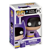 Purple Rainbow Batman 75th Anniversary POP! Heroes #01 Exclusive Vinyl Figure