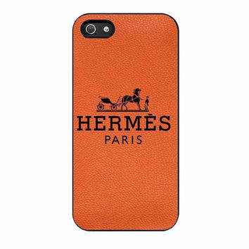 hermes logo cases for iphone se 5 5s 5c 4 4s 6 6s plus
