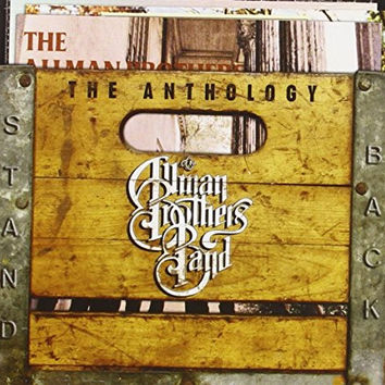 Allman Brothers Band : Stand Back: The Anthology CD