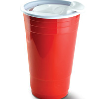 Portable Party Cup- Red | HOTTT.COM