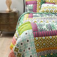 Lille Quilt - Anthropologie.com