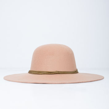 Chained Floppy Hat