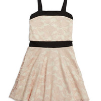 Sally Miller Girls 7-16 Lace Camisole Party Dress