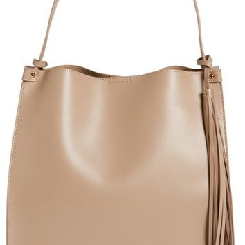 Sole Society Karlie Faux Leather Bucket Bag | Nordstrom