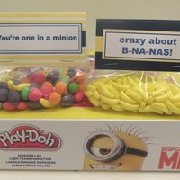 Fun Friday: Free Printable Minion Treat Bag Toppers