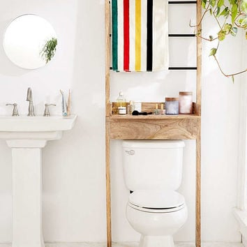Bronte Bathroom Ladder Storage | Urban Outfitters