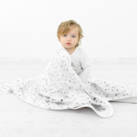 4 Season Toddler Blanket - Merino Wool