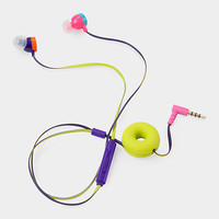 Mixed Color Earphones