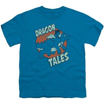 Dragon Tales - Flying High Short Sleeve Youth 18/1