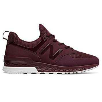 ONETOW new balance men s 574 sport classic running shoe