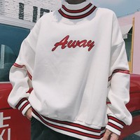 AWAY SWEATER