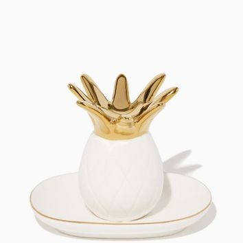 Pineapple Ring Holder | Accessories - Citrus Splash | charming charlie