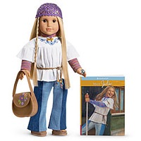 American Girl® Dolls: Julie Doll, Book & Accessories