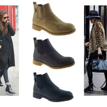 womens ankle chelsea boots from ebay co uk