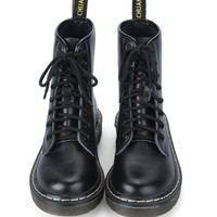 OASAP - Classic Style 8-Eye Army Style Combat Boots - Street Fashion Store