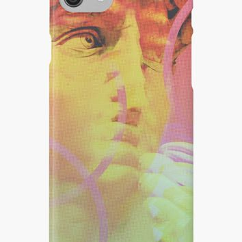 'David' iPhone Case/Skin by danellemichaud